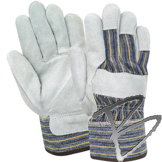 Red Steer Gloves : Land surveyor ppe red steer standard leather gloves