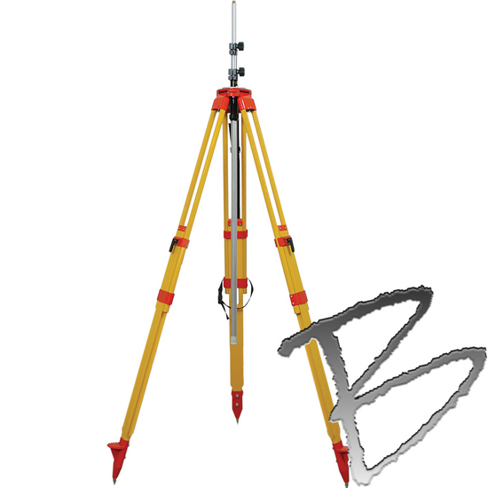 SECO Surveying Equipment | Tripod With Antenna Mast
