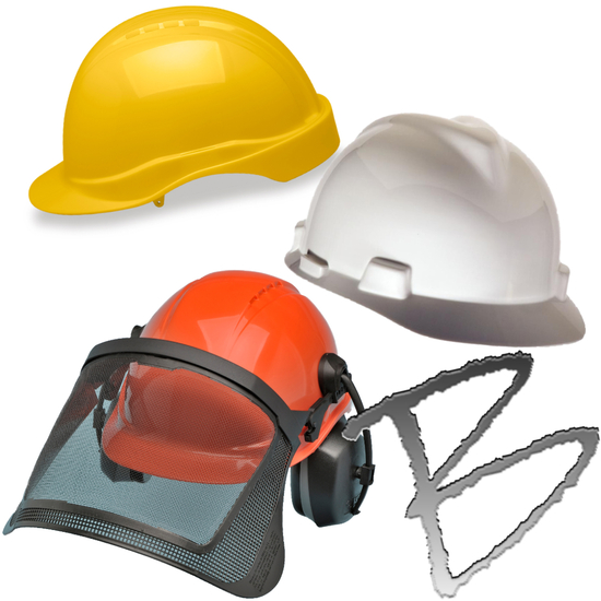 Industrial Hard Hats, Head Protection & Accessories