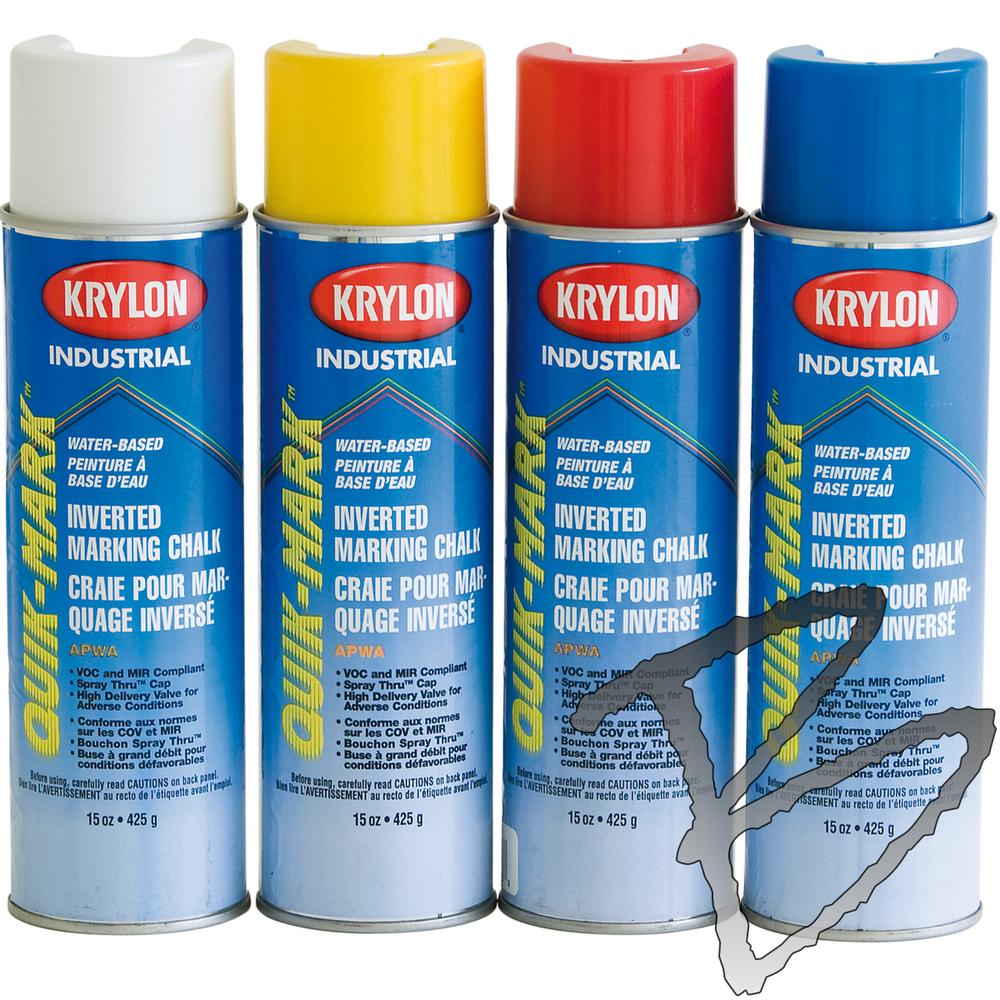 Krylon Marking Chalk Paint