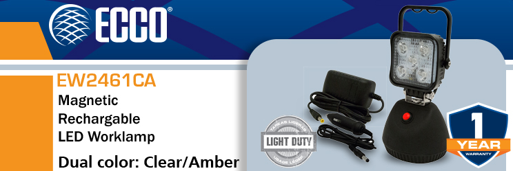 ECCO Link EW2461 Series LED Work Lamp