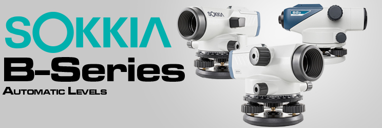 SOKKIA B-Series Automatic Levels