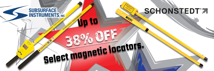 Up to 38% off select locators