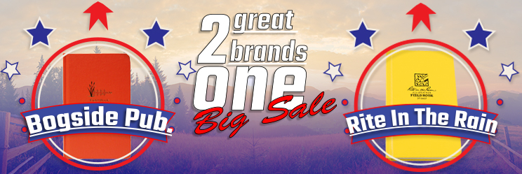 2 Great brands One big sale