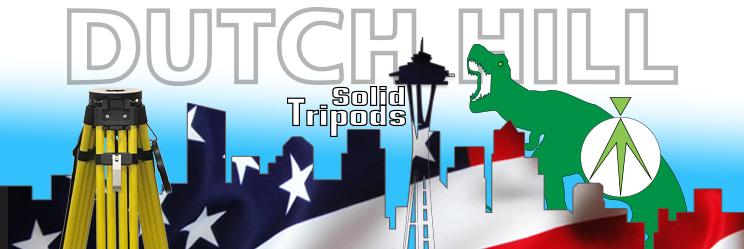 Dutch hill tripods