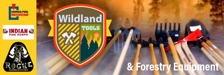Wildland tools and Tanks