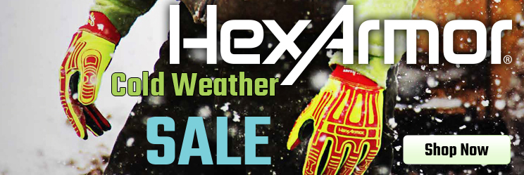 Hexarmor cold weather sale