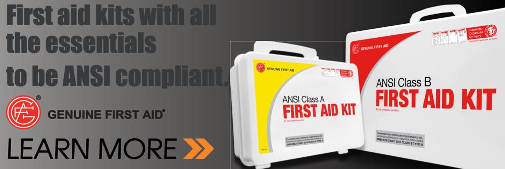 Genuine First Aid