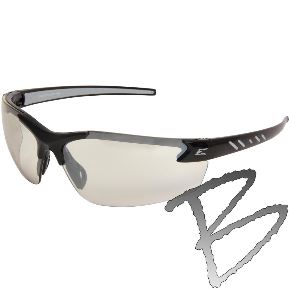 edge safety eyewear zorge safety glasses