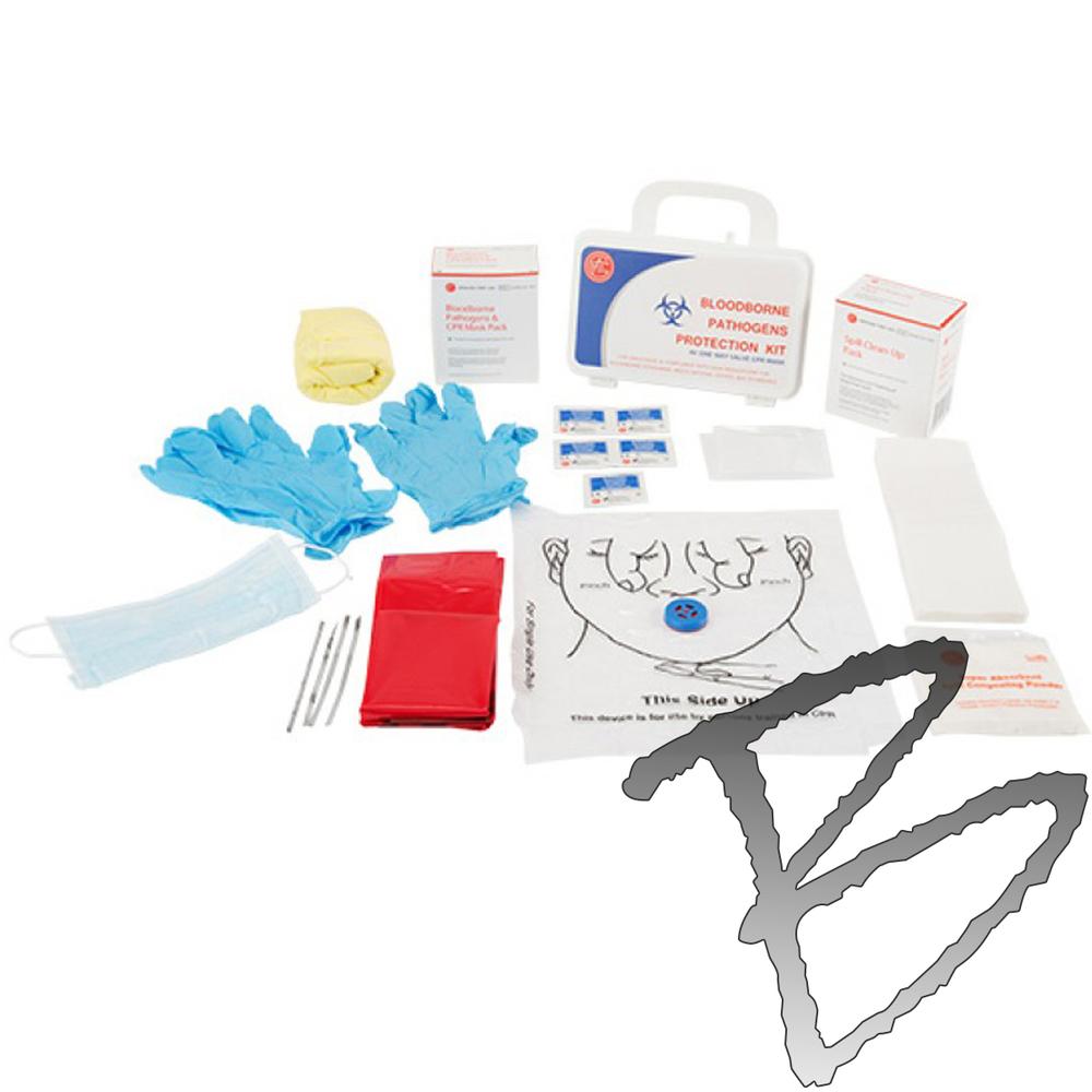 Ppe Bloodborne Pathogen Kit