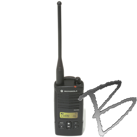 Motorola Two Way Radio | RDX RDU4100 UHF