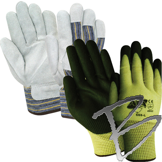 Red Steer Gloves : Protective apparel gloves red steer glove company