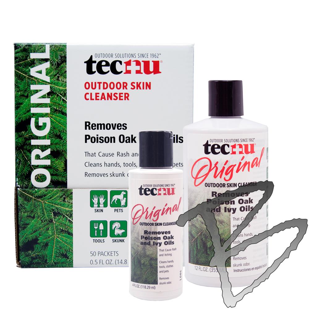 Ppe Teclabs Tecnu Original Outdoor Skin Cleanser Tec Labs