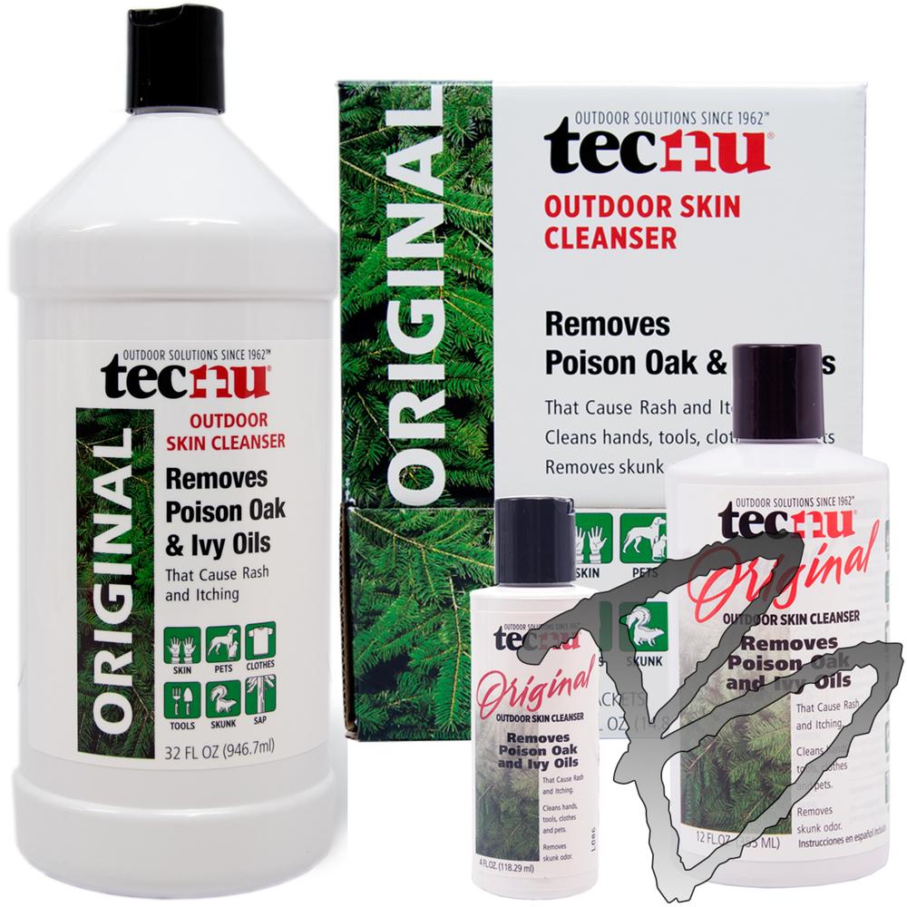Ppe Teclabs Tecnu Original Outdoor Skin Cleanser