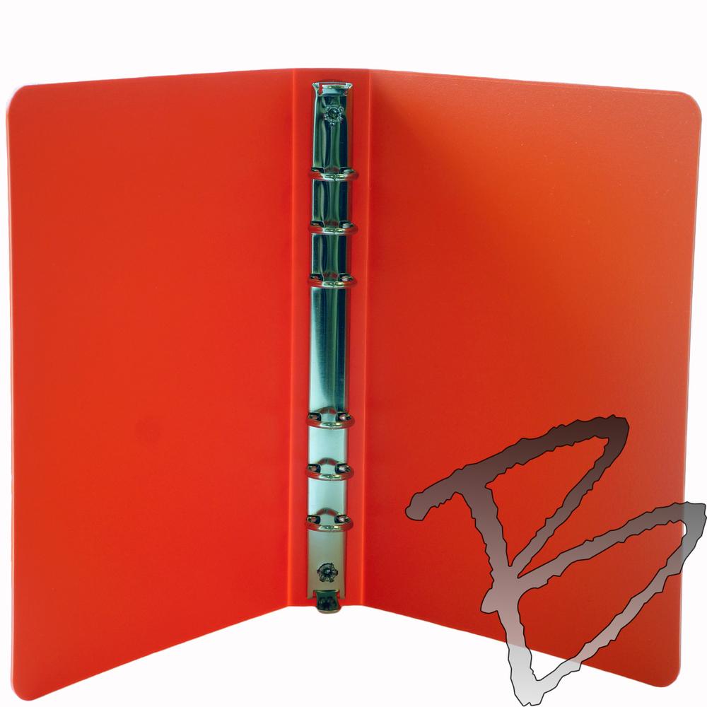 Elan Six-Ring Standard Binder, Poly Cover