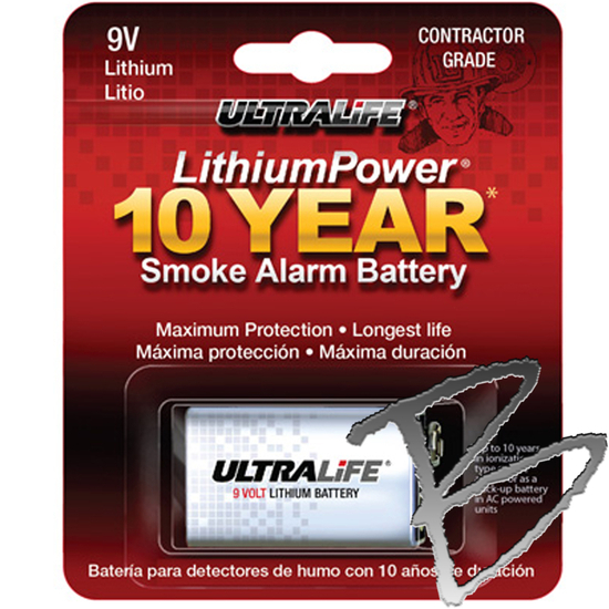 ultralife 9v lithium battery lithium batteries. Black Bedroom Furniture Sets. Home Design Ideas