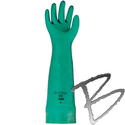 Image Ansell Sol-Vex Unsupported Nitrile gloves