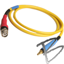 Image ProMark or Topcon Antenna Cable, TNC Male to SMB Female