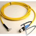 Image Topcon GRS-1 to PGA-1 Antenna Cable, Straight TNC to 90 deg. Lemo