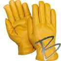 Image Red Steer Premium Grain Cowhide Driver Glove