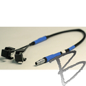Image Dual Camcorder to 4700/4800/5700 - Power Cable, Lemo 7pin #0 to camcorder clips