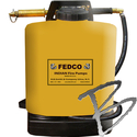 Image Indian Fire Pump FER501 Poly Fedco Pump Tank, 5 Gallon