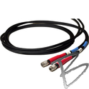 Image Geodimeter Data Cable, 4 pin Hirose both ends