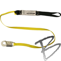 Image FCP 6' Shock Absorbing Utility Lanyard w/Pack, Loop End, Z-Series