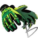 Image HexArmor GGT5® Gator Grip 4020X, Cut 5 Palm + IR-X® Impact
