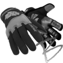 Image HexArmor Chrome Series Mechanics Glove 4023, Cut A8 360°