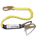 Image FCP 6' Elastic Shock Absorbing Web Lanyard w/Pack, Snap Ends*