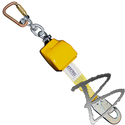 Image FCP 8-ft Web Retractable Lanyard w/ Swivel*