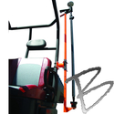 Image SECO UTV Roll Cage Transporter for GPS Rods, PT-150