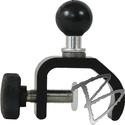 Image SECO Classic Ram Ball Clamp Mount, .75 to 1.5in Pole