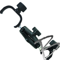 Image The Claw Series Ball-and-Socket Pole Cradle & Clamp Combo
