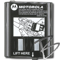 Image Motorola Talkabout Radio Battery