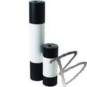 Image Presco 4mil  Black & White PVC Target Paneling