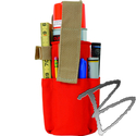 Image SECO Spray Can Holder Upgraded w/ Accessory Pockets