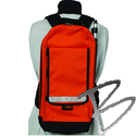 Image Large GIS Backpack w/Cam-Lock Antenna Pole