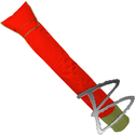 Image SECO Heavy-Duty Prism Pole Tripod Bag