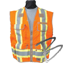 Image SECO U.S. and Canadian Dual Standard Safety Vest (2 Colors Available)