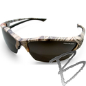 Image Edge Eyewear KHOR Forest & Digital Camo Polarized Camouflage Kit