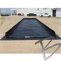 Image Husky Portable Containment Patriot Series Aluminum Angle Standard Berm