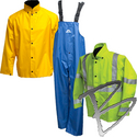 Image Safety Rain Gear