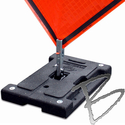 Image Dicke Safety Products Stacker Sign Base