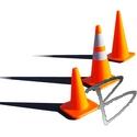 Image Traffic Cones