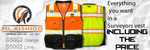 Image Premium Black Series Surveyors vests