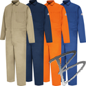 Image Bulwark FR Classic Coverall - EXCEL FR 9oz