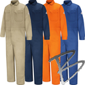 Image Bulwark FR Deluxe Coverall - EXCEL FR® 9oz