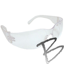 Image 3A Safety Cool Frameless Safety Glasses  with Anti-Fog Lens